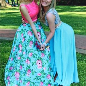 Size 00 style 50447 Sherri Hill Prom Dress